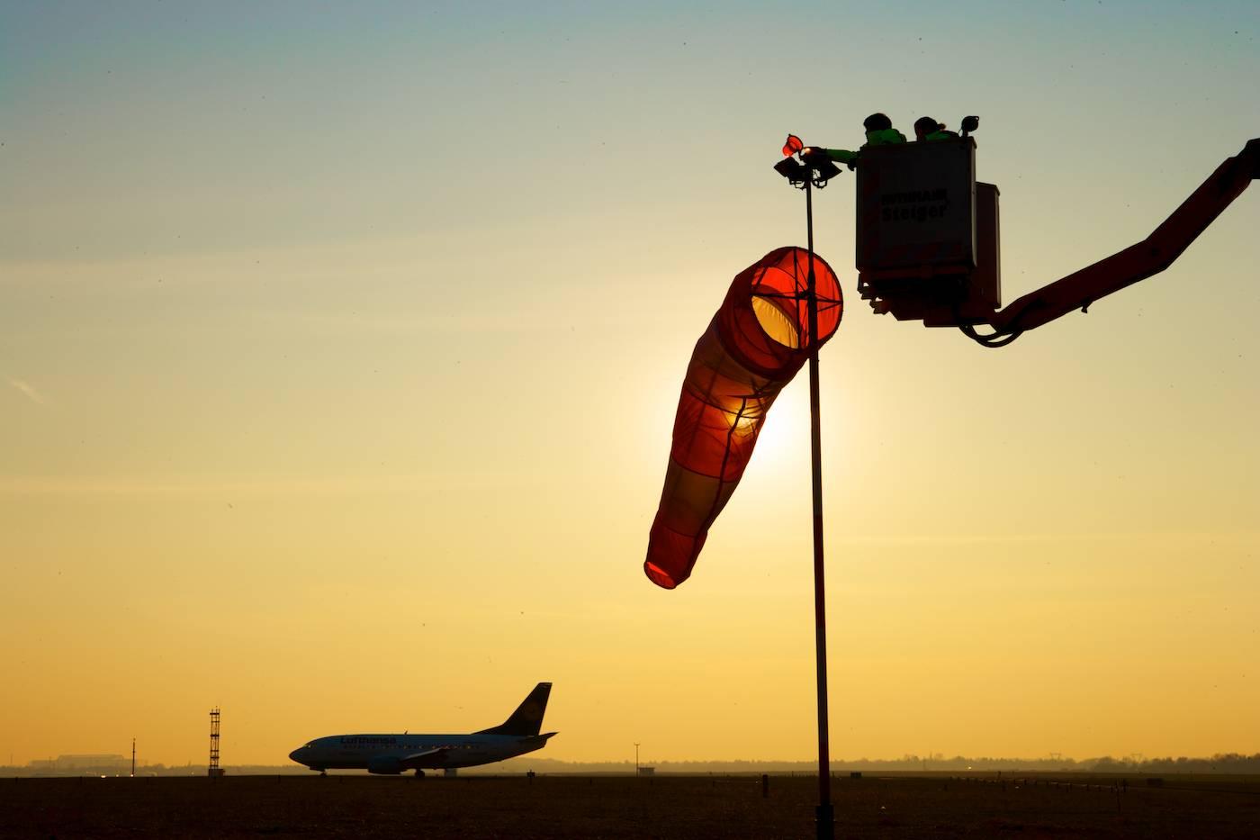 Flughafen Düsseldorf | Elektroniker