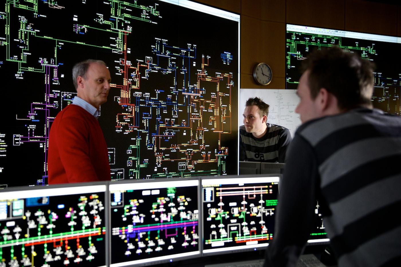 RWE | Schaltzentrale