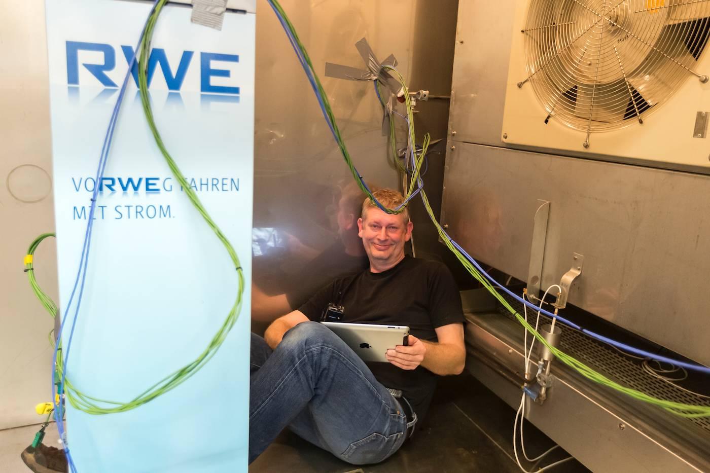 RWE Klimakammer