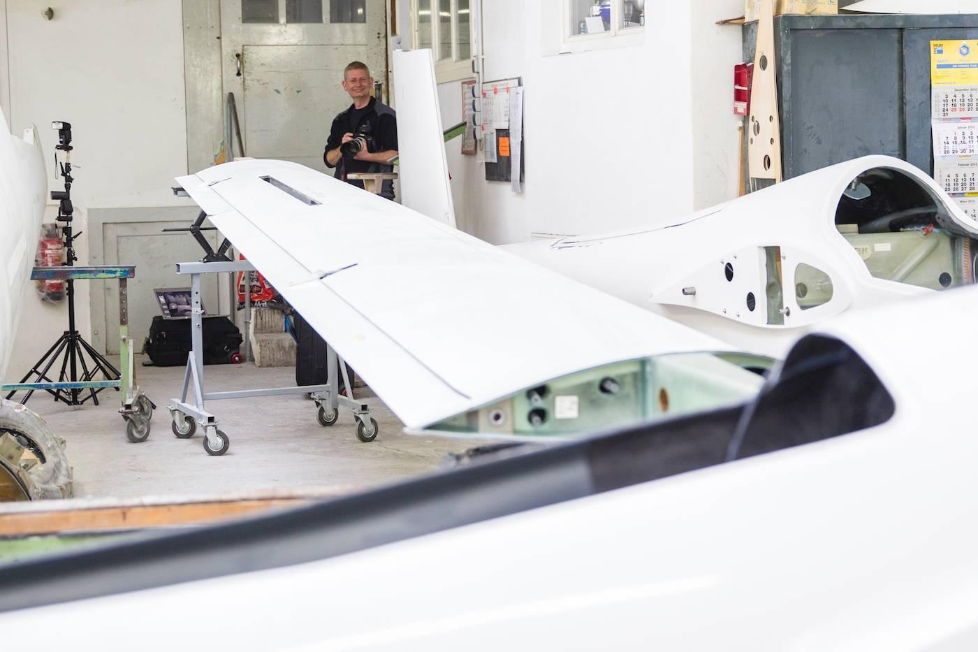 Segelflugzeugbau