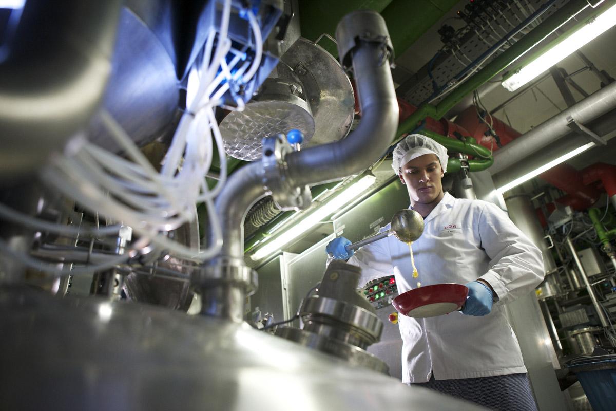 Centis | Lebensmitteltechnologe